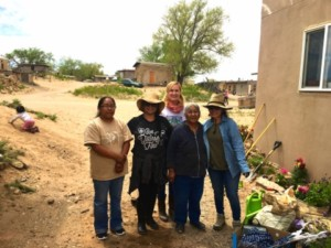 LeeAnn's mission to work with the Hopi